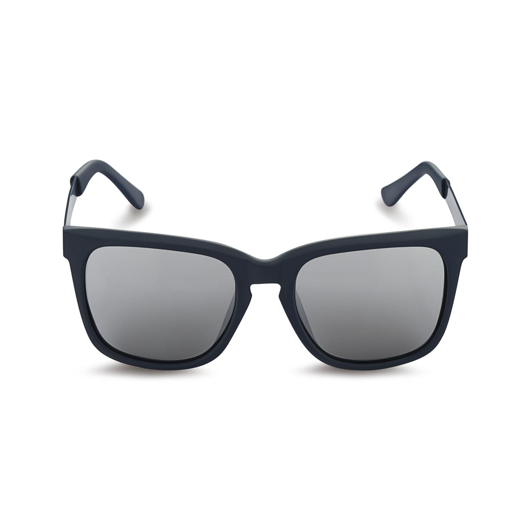 14a4ba76314 Caprio Unisex Mirrored Retro Square Sunglasses