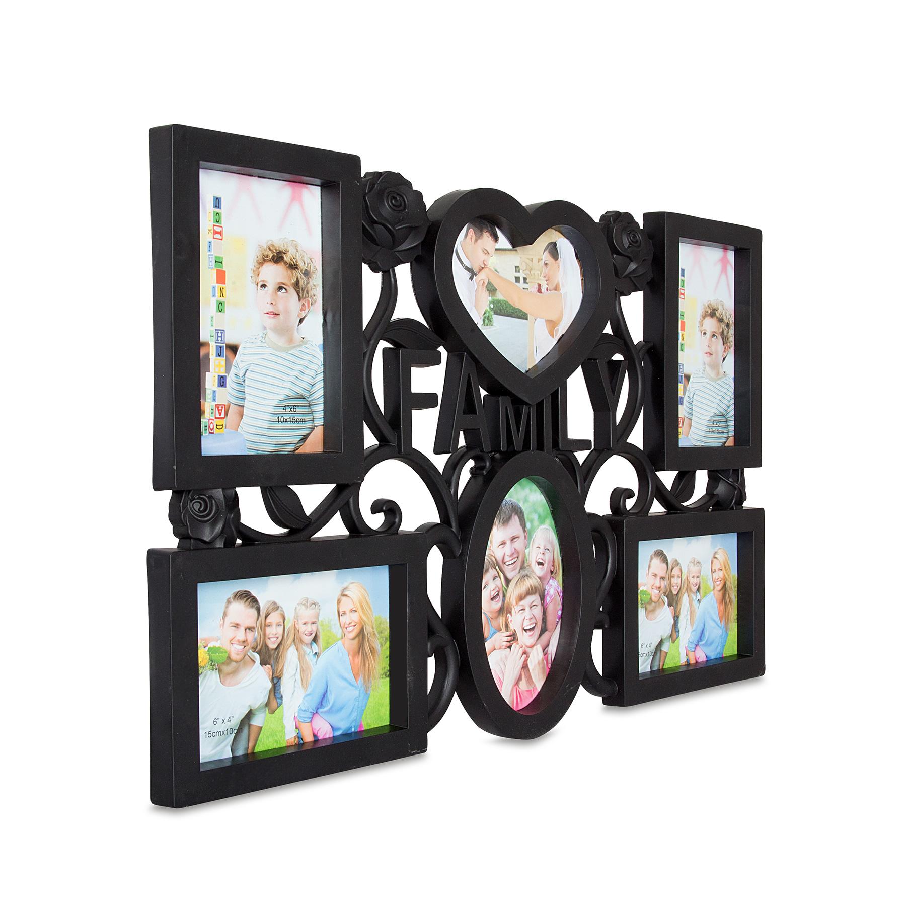 spice modello antique design six picture multi frame - Multi Frame Picture
