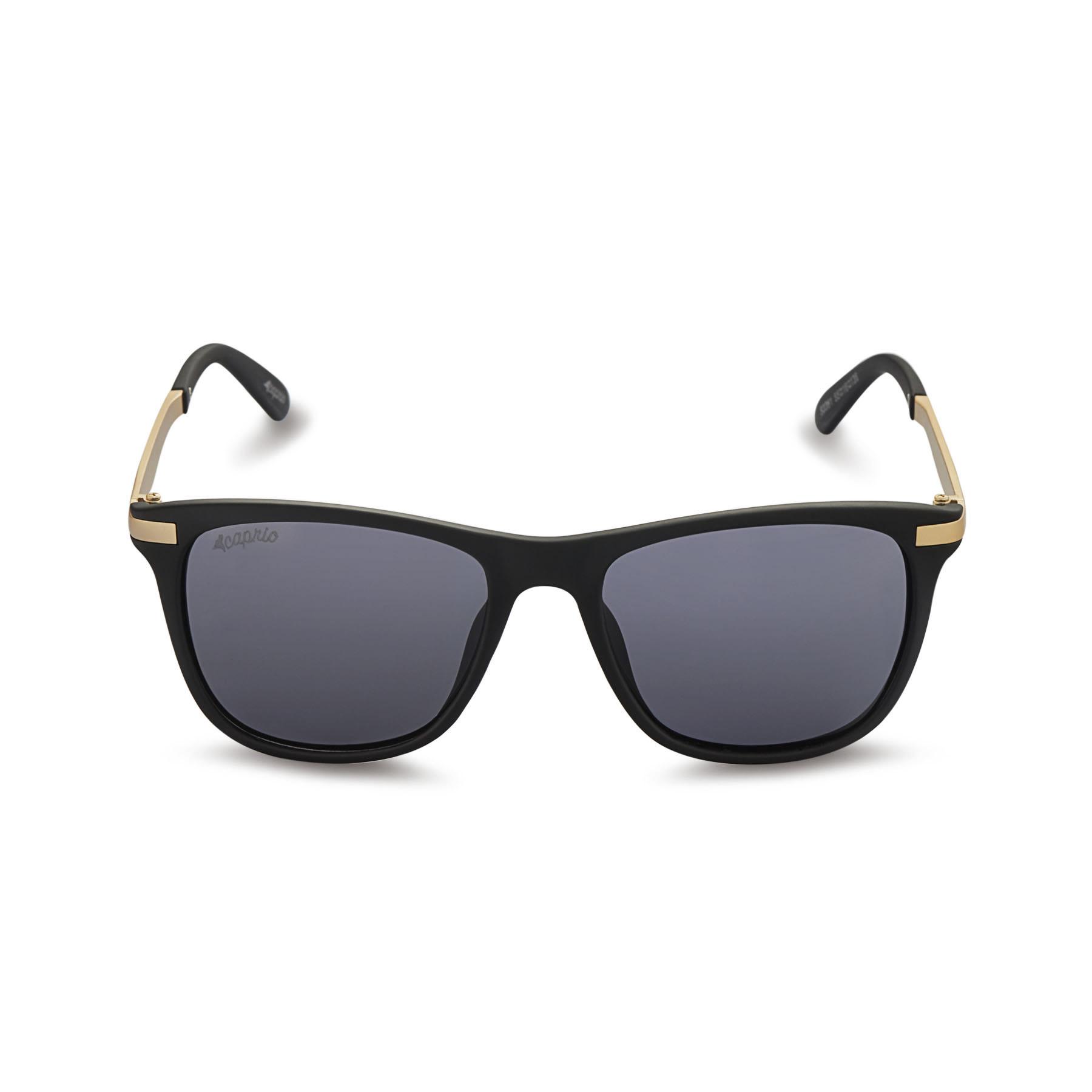 272d6d756770b Caprio Unisex Retro Square Sunglasses