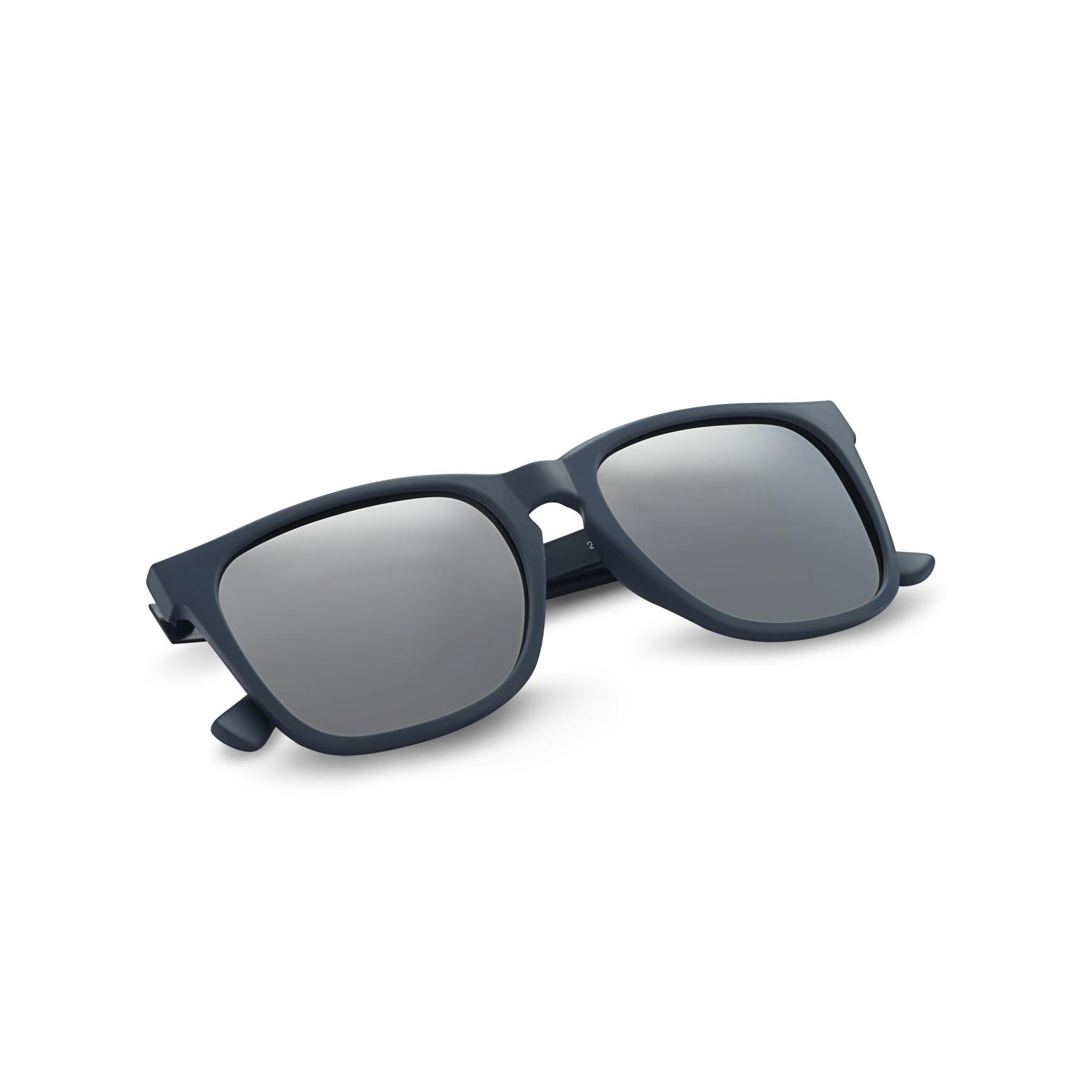 30c4b4fe2ef9f Caprio Unisex Mirrored Retro Square Sunglasses