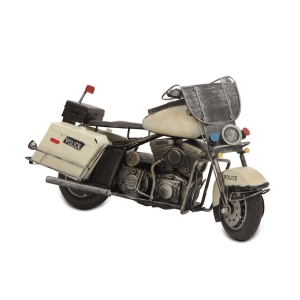 Spice Modello Police Bike Collectible