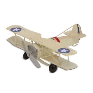 Spice Modello Vintage  Biplane Collectible