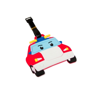 SG Car Luggage Tag