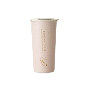 SG Straw Plastic Cup