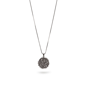 Lesk Floral Long Necklace