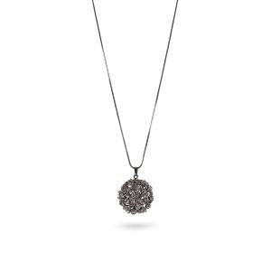 Lesk Floral Long Necklace