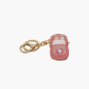 Lesk Embellished Car Keychain