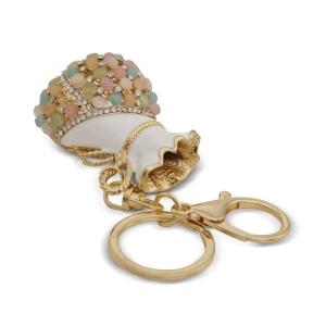 Lesk Embellished Potli Keychain