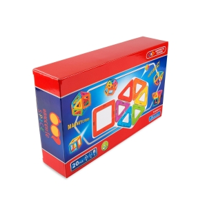 Spice Innocente Magnetic Construction Kit for Kids. (Small)