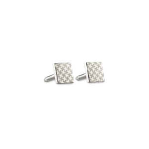 Forst  Houndstooth Cufflinks For Men