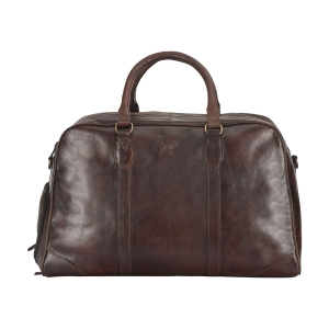 Rohit Bal Leather Duffle Bag