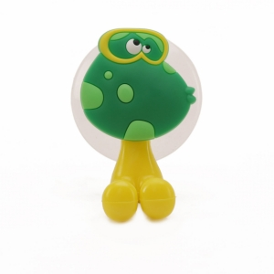 SG Frog Toothbrush Holder for Kids