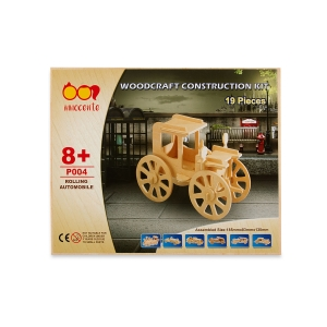 Spice Innocente Rolling Automobile Wooden Construction Kit