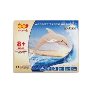 Spice Innocente Bottle-Nose Dolphin Wooden Construction Kit