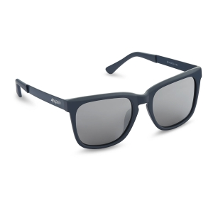 Caprio Unisex Mirrored Retro Square Sunglasses