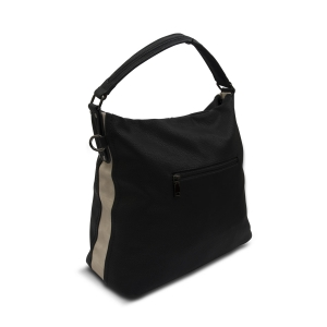 Vajero Contrast Panel Handbag for Women