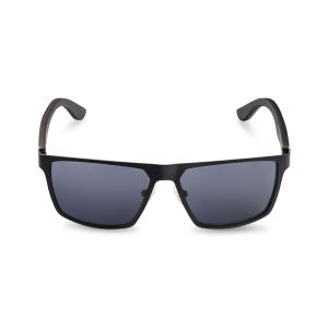 Caprio Wooden Recactangular Sunglasses for Men