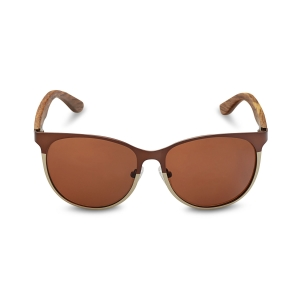Caprio Wooden Classic Sunglasses for Women