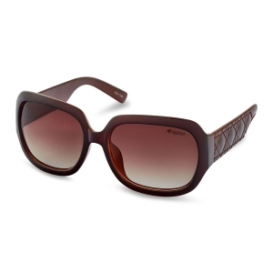 Caprio Oversized Square Sunglasses for Women