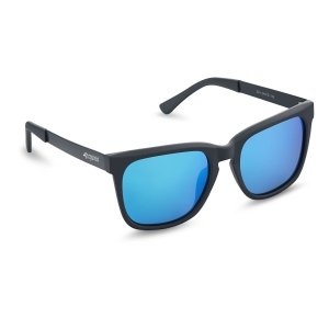 Caprio Unisex Mirrored Metallic Wayfarer Sunglasses