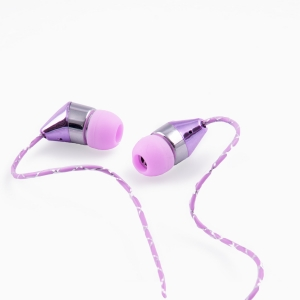 Spice 4Sound Earphones with Pocket Case