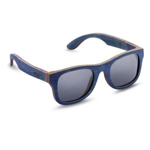 Caprio Unisex Wooden Sunglasses