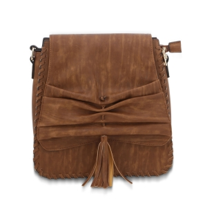Vajero Sling Bag with Tassel for Women
