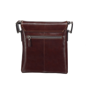 Rohit Bal Leather Messenger Bag