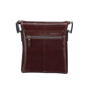 Rohit Bal Leather Messenger Bag