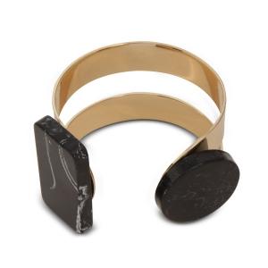 Lesk Studded Cuff Bracelet