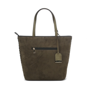 Vajero Tote Bag with Tassels for Women