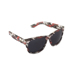 Caprio Unisex Camouflage Wayfarer Sunglasses