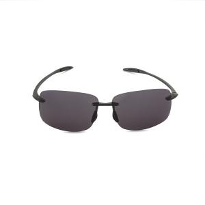 Caprio Unisex Rimless Sunglasses