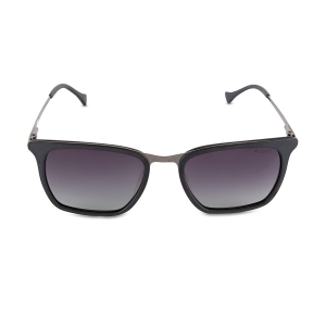 Caprio Unisex Sleek Rectangular Sunglasses