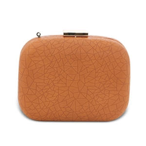 Vajero Textured Box Clutch
