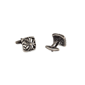 Rohit Bal Flower Cufflinks