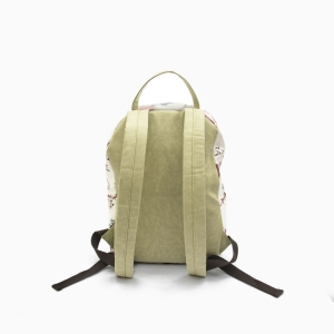 Vajero Printed Backpack for Women