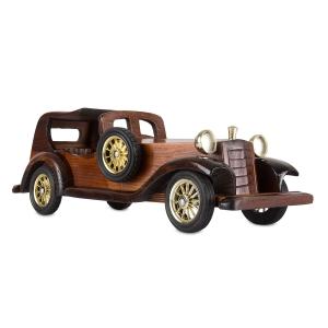 Spice Modello Wooden Vintage Car