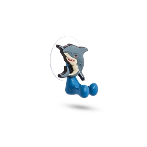 SG Shark Toothbrush Holder for Kids