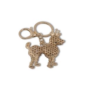 Lesk Embellished Unicorn Keychain