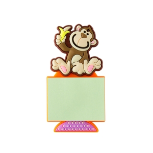 SG Monkey Sticky Notes Book
