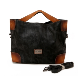 Vajero Textured Handbag for Women
