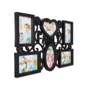 Spice Modello Antique Design Six Picture Multi-Frame