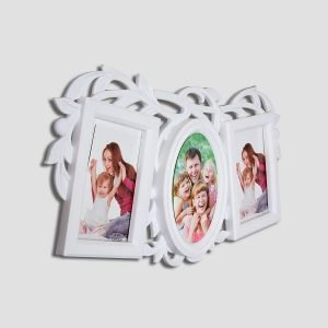 Spice Modello Antique Design Three Picture Multi-Frame