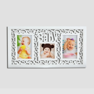 Spice Modello Three Picture Multi-Frame with Text