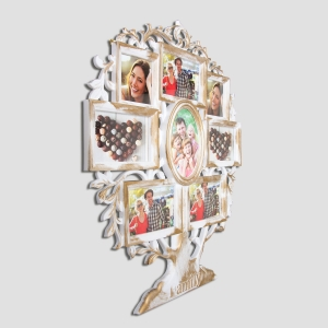 Spice Modello Tree-Shaped Eight Picture Multi-Frame
