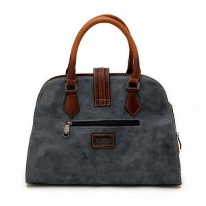 Vajero Two-Toned Handbag for Women
