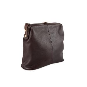 Rohit Bal Textured Leather Crossbody Bag
