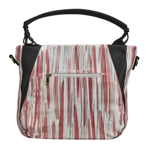 Vajero Paintstroke  Pattern Handbag for Women