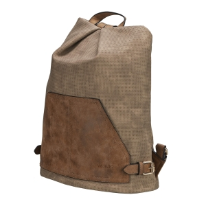 Vajero Textured Backpack for Women